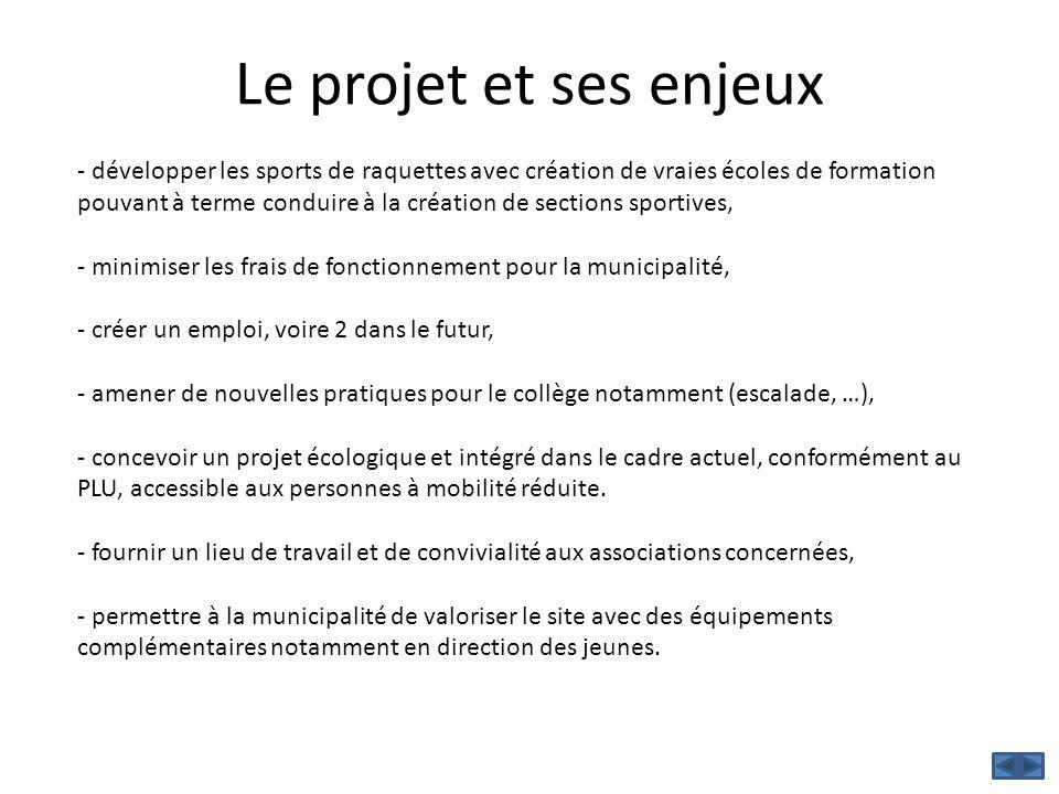 Le projet et ses enjeux