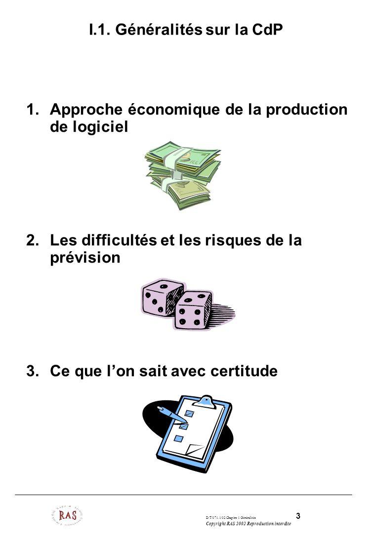 I.1. Généralités sur la CdP