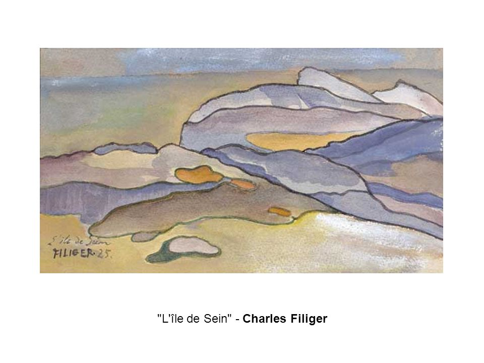 L île de Sein - Charles Filiger