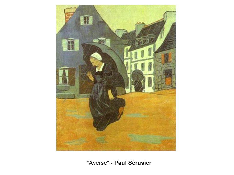 Averse - Paul Sérusier