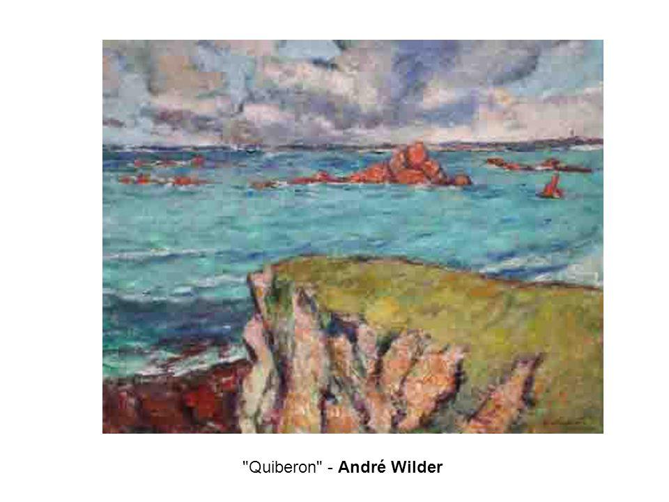 Quiberon - André Wilder