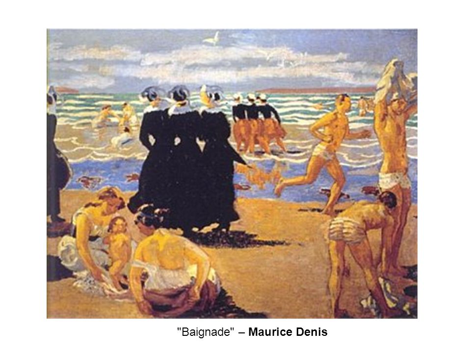 Baignade – Maurice Denis