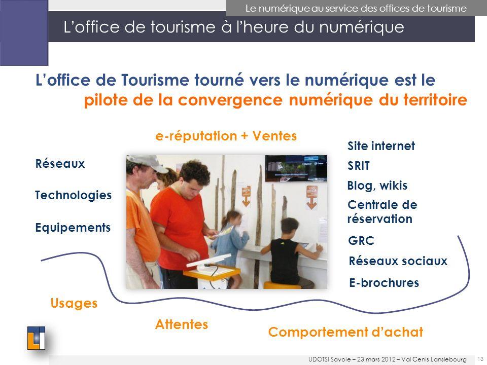 L'office de tourisme à l'heure du numérique