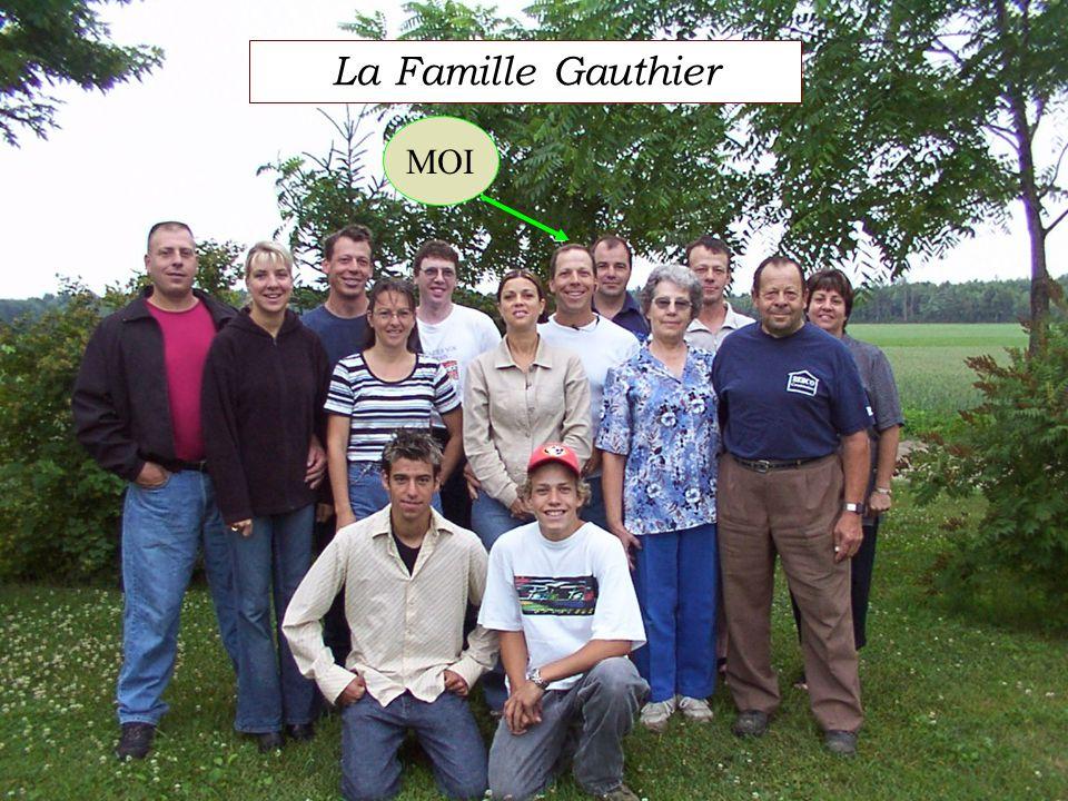 La Famille Gauthier MOI