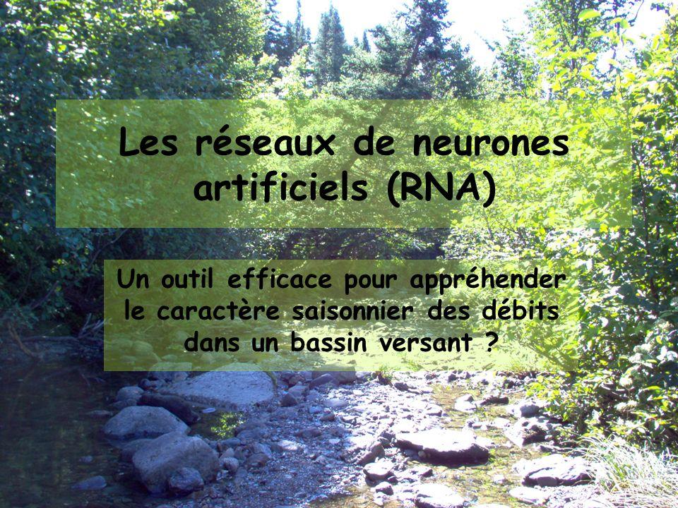 Les réseaux de neurones artificiels (RNA)