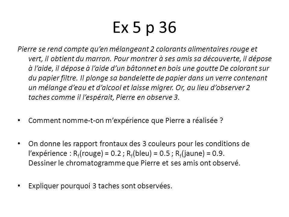 Ex 5 p 36