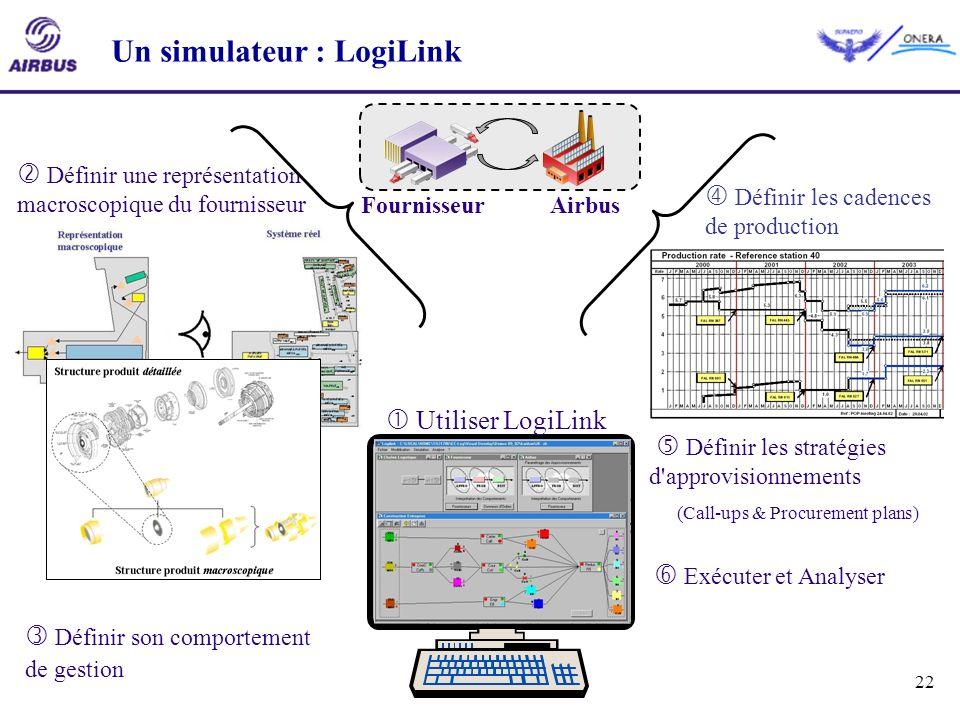 Un simulateur : LogiLink