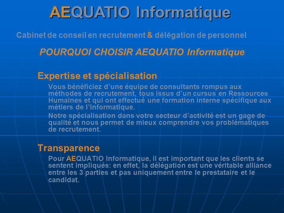 AEQUATIO Informatique