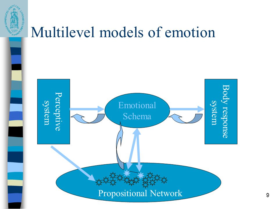 Multilevel models of emotion