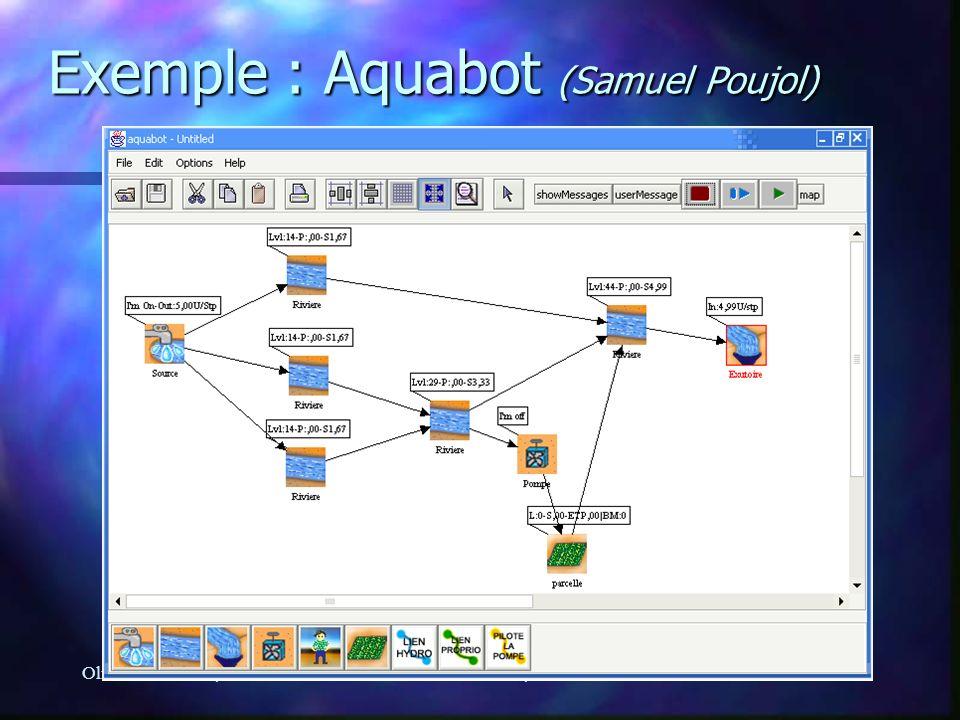 Exemple : Aquabot (Samuel Poujol)