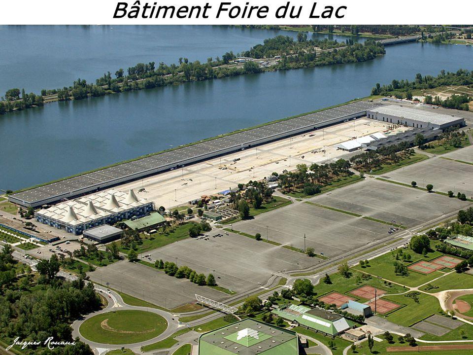 Bâtiment Foire du Lac
