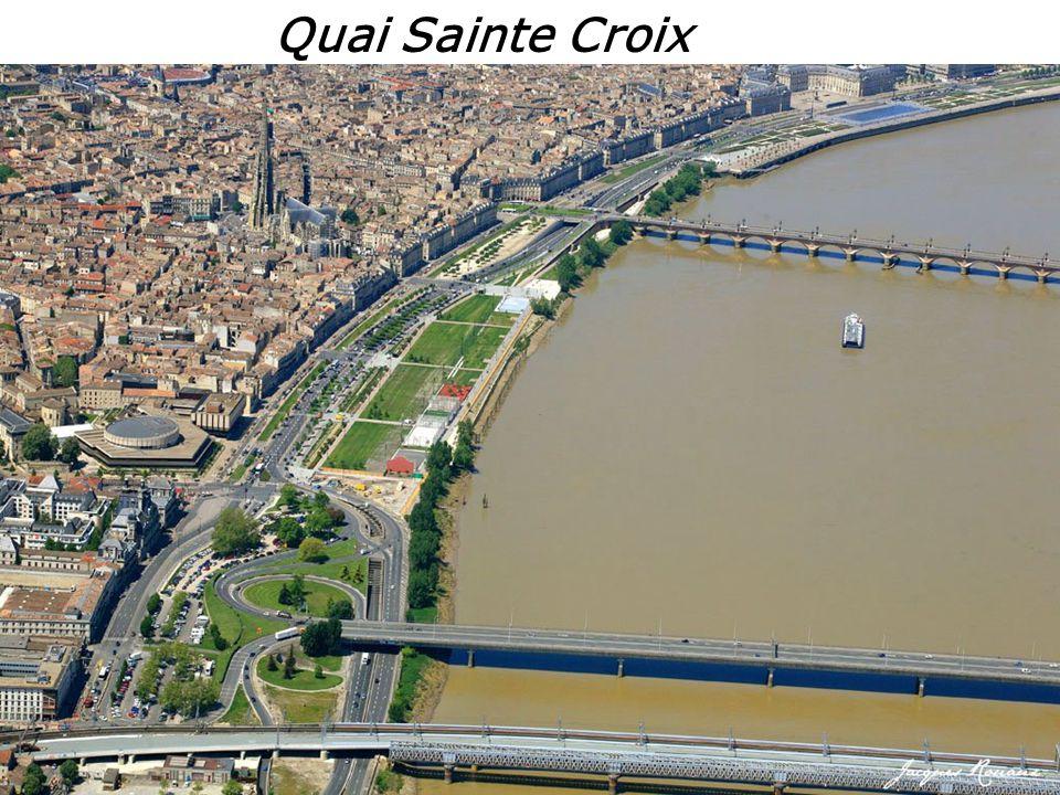 Quai Sainte Croix