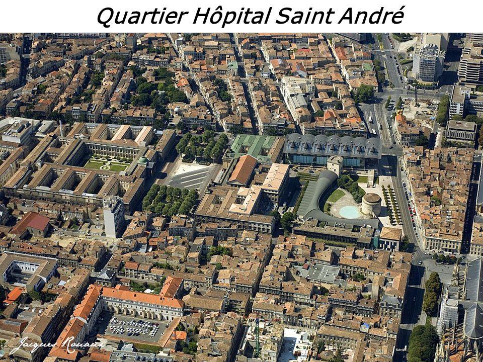 Quartier Hôpital Saint André