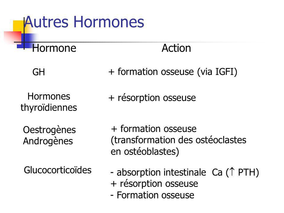 Hormones thyroïdiennes