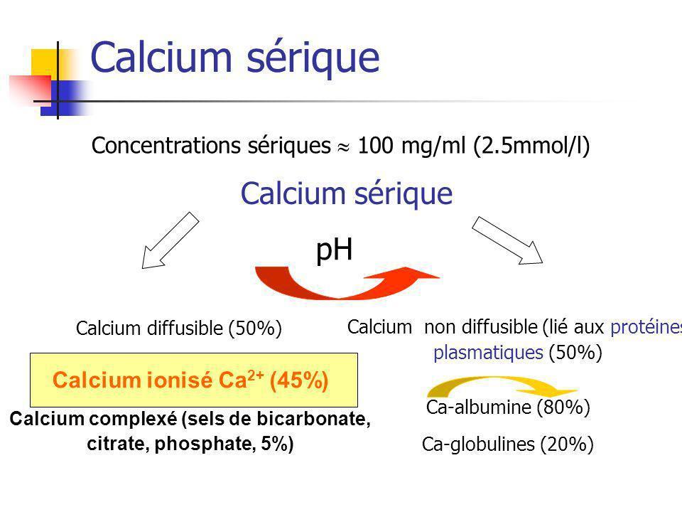 Calcium complexé (sels de bicarbonate, citrate, phosphate, 5%)