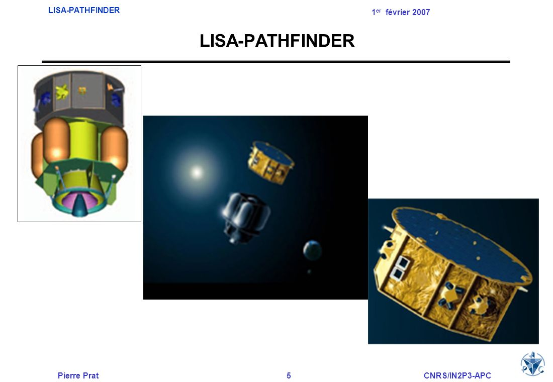 LISA-PATHFINDER