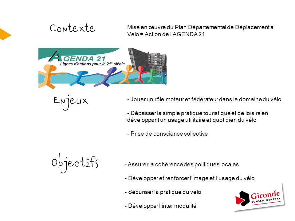 Contexte Enjeux Objectifs