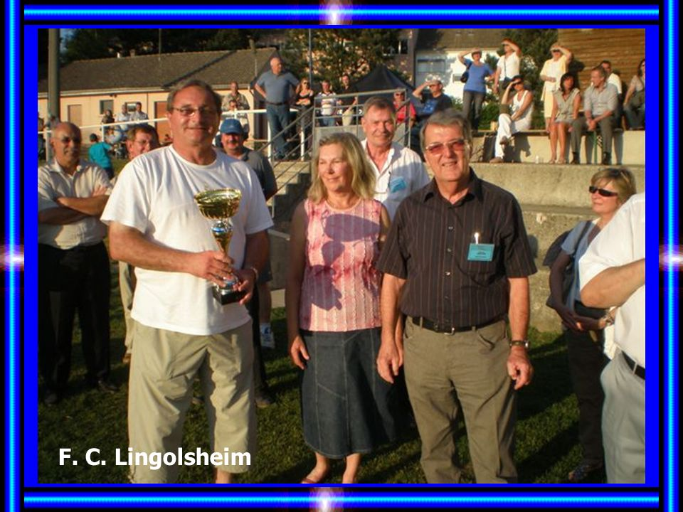 Allez les Filles… F. C. Lingolsheim