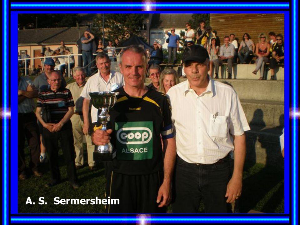 Allez les Filles… A. S. Sermersheim