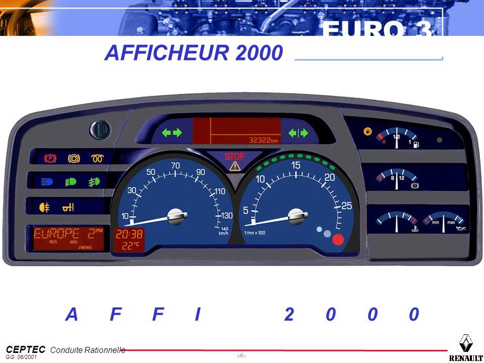 AFFICHEUR 2000 A F F I 2 0 0 0