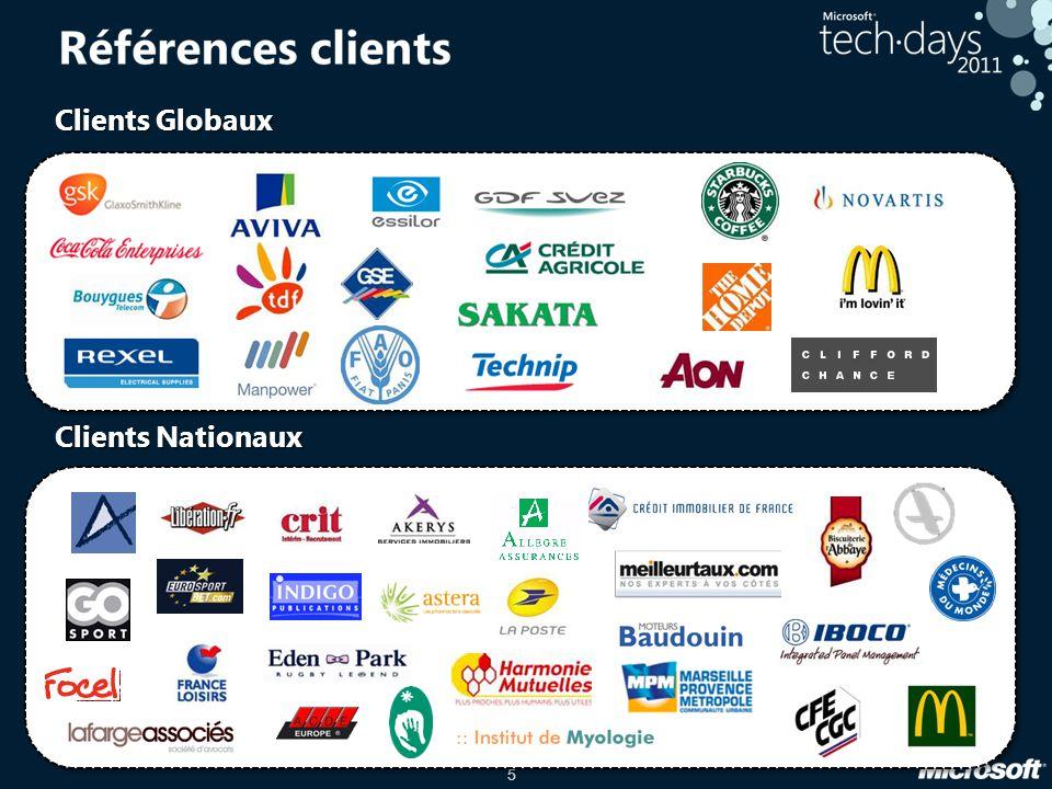 Clients Globaux Clients Nationaux 4/2/2017