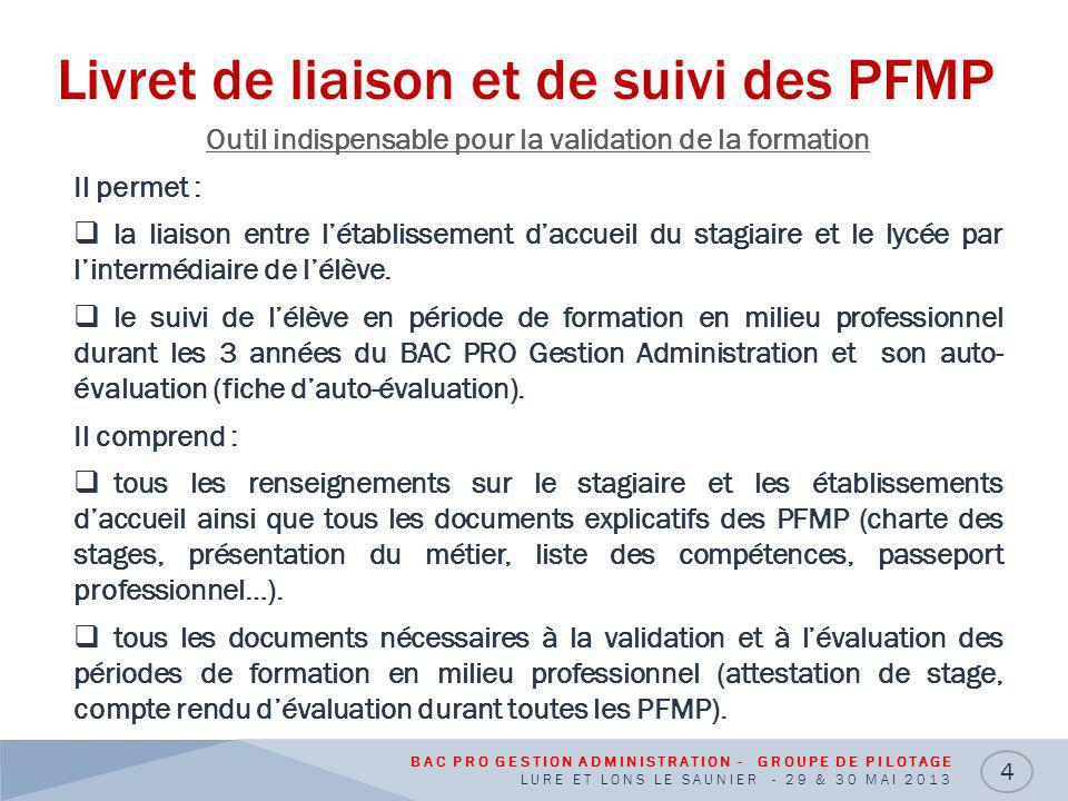 Outil indispensable pour la validation de la formation