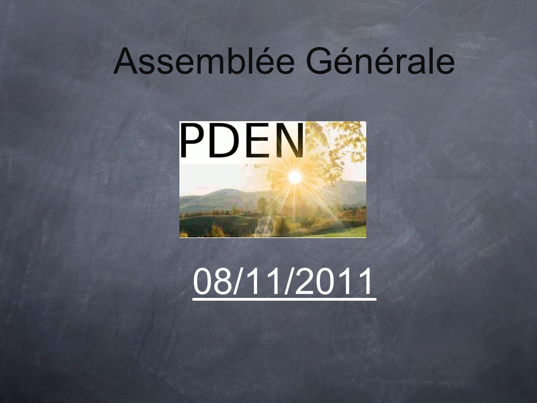 Assemblée Générale 08/11/2011 Test