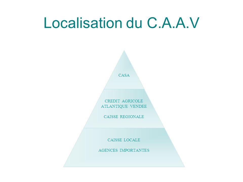 Localisation du C.A.A.V