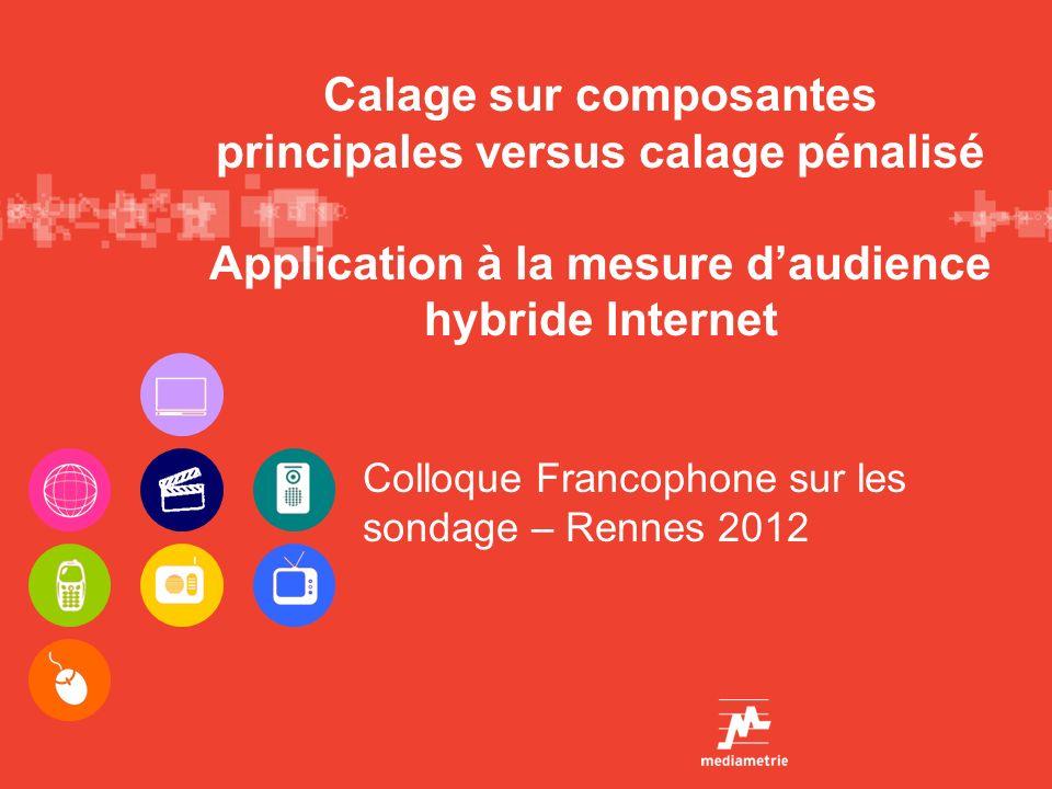 Colloque Francophone sur les sondage – Rennes 2012