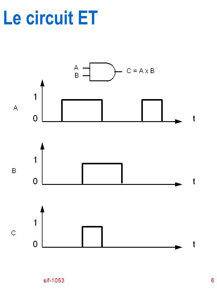 Le circuit ET sif-1053