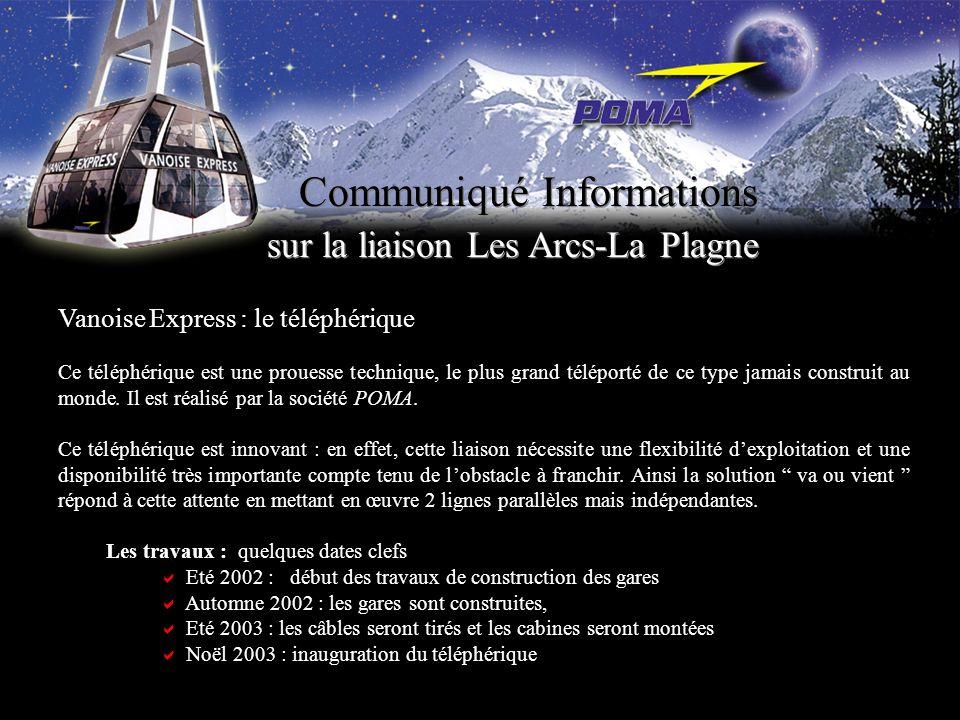 Communiqué Informations