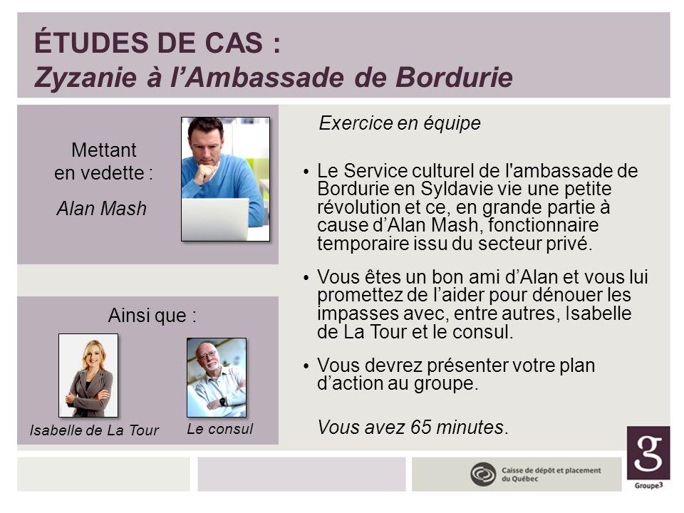 Zyzanie à l'Ambassade de Bordurie
