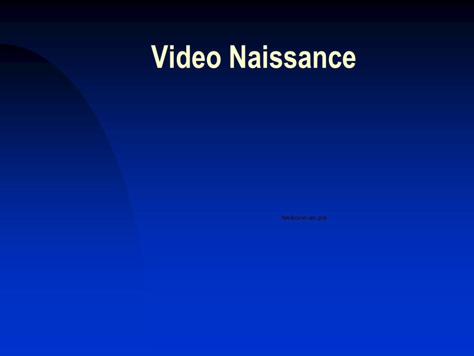 Video Naissance