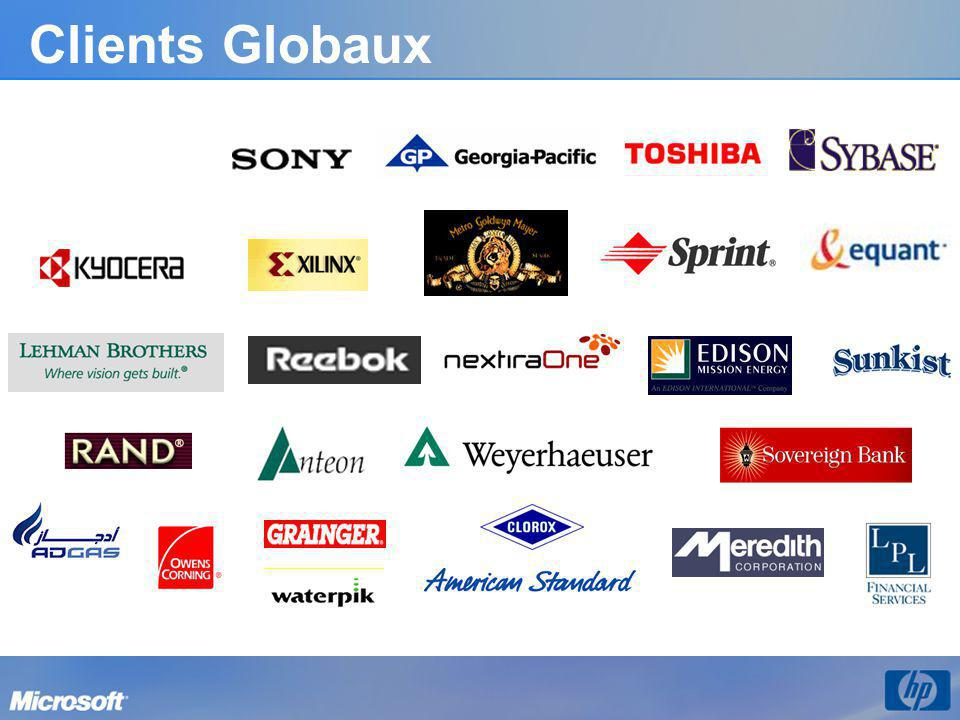 Clients Globaux