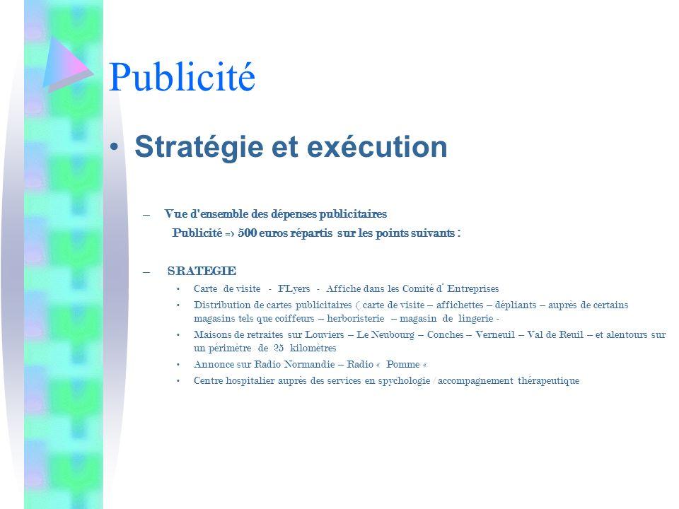 Publicité Stratégie et exécution