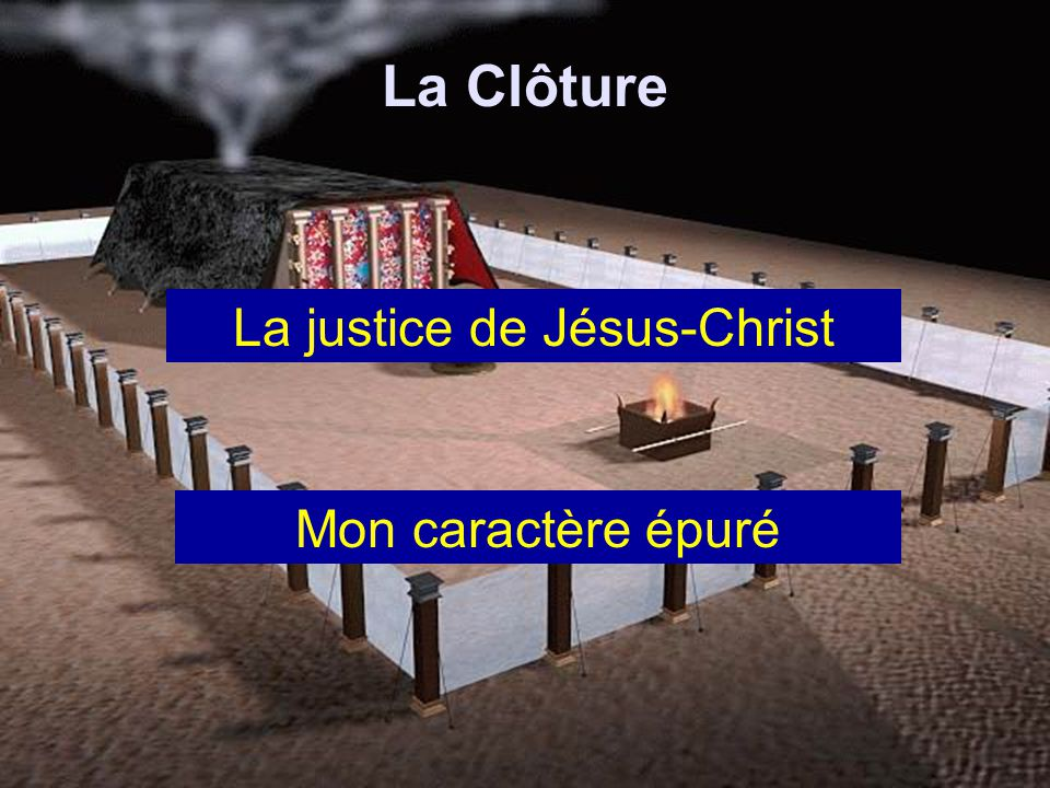 La justice de Jésus-Christ