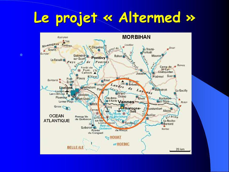 Le projet « Altermed »