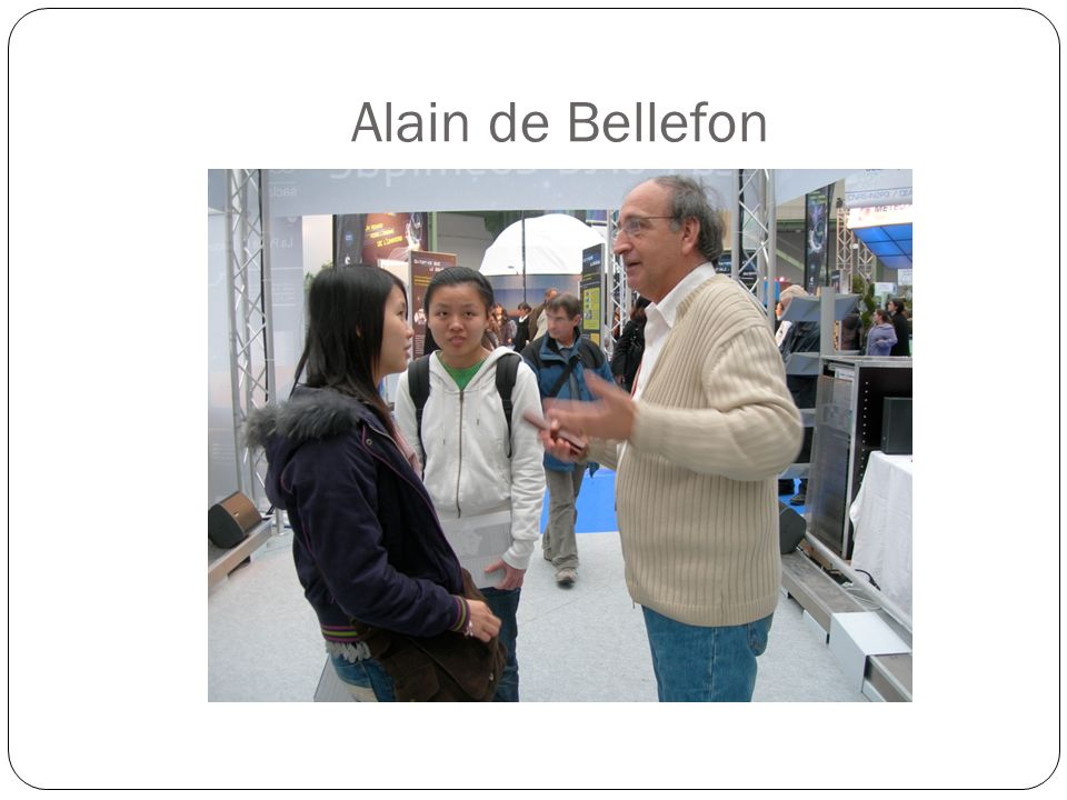 Alain de Bellefon