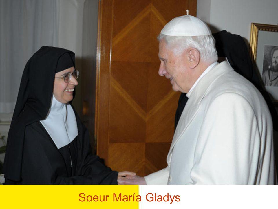 Soeur María Gladys