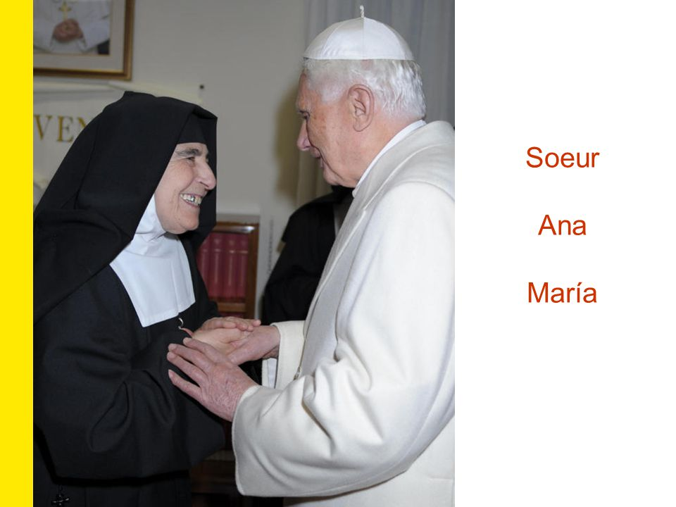 Soeur Ana María