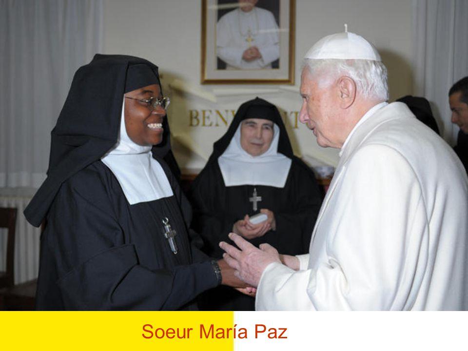 Soeur María Paz