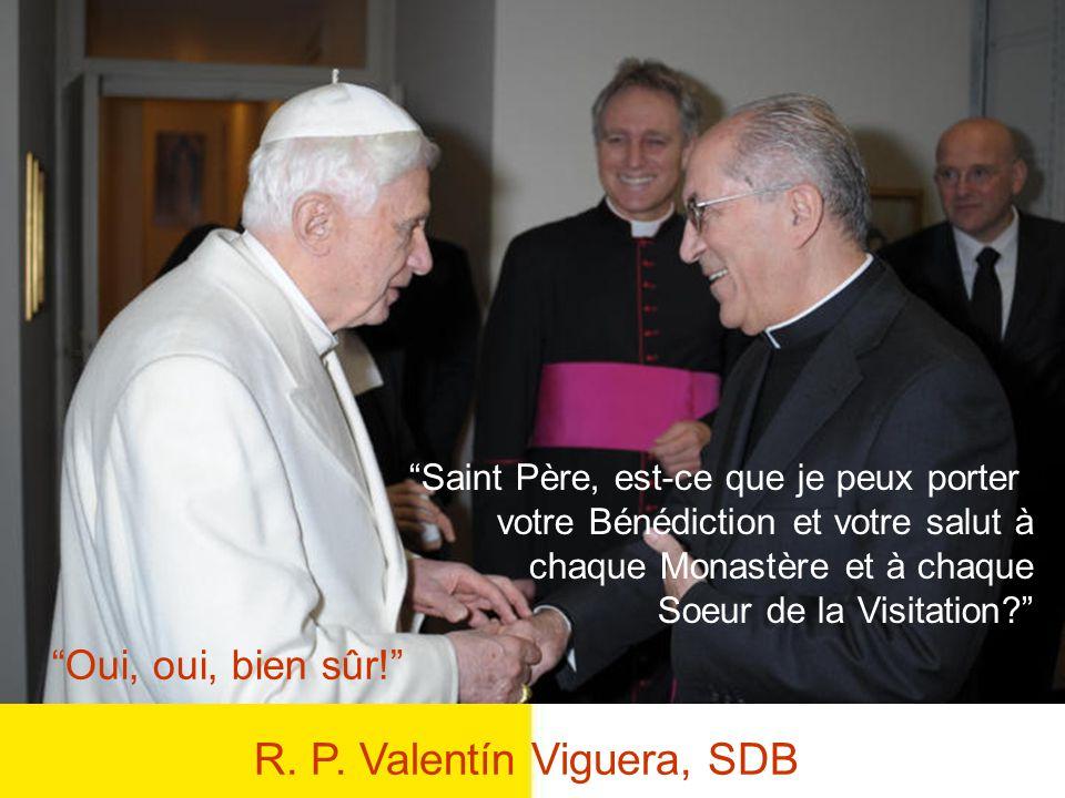 R. P. Valentín Viguera, SDB