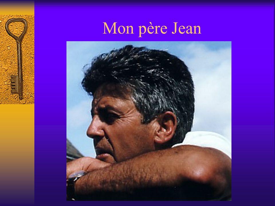 Mon père Jean