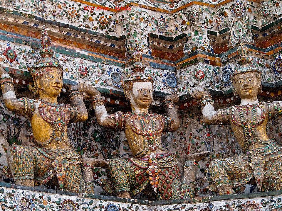 Wat Arun - details