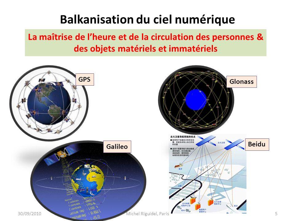 Balkanisation du ciel numérique