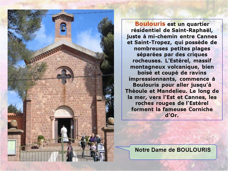 Notre Dame de BOULOURIS