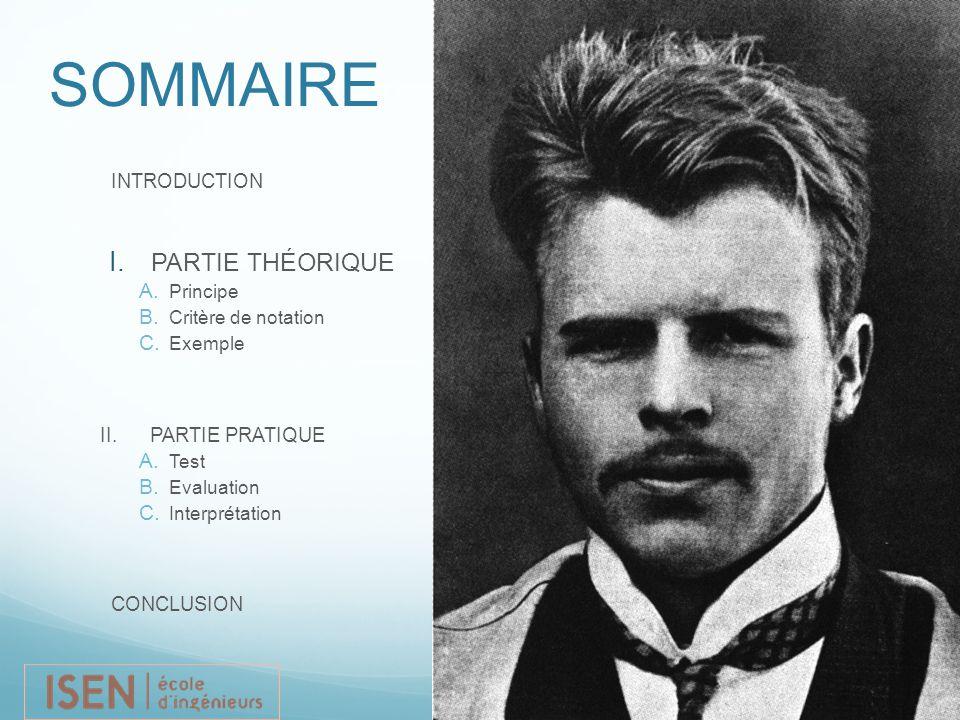 SOMMAIRE Replace photo PARTIE THÉORIQUE INTRODUCTION