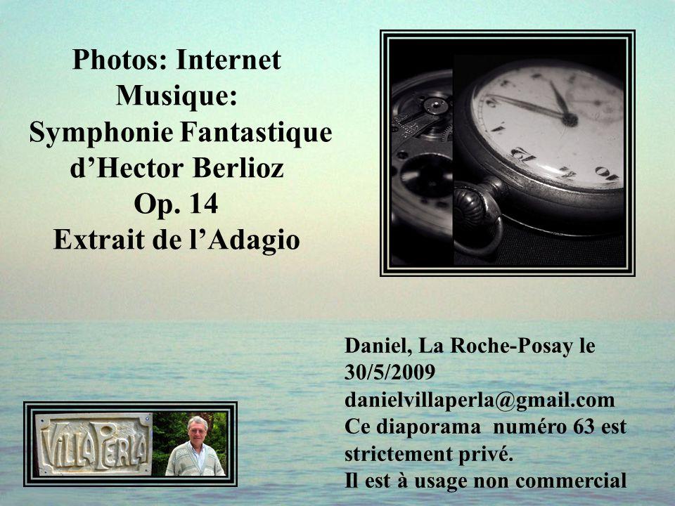 Photos: Internet Musique: Symphonie Fantastique d'Hector Berlioz Op