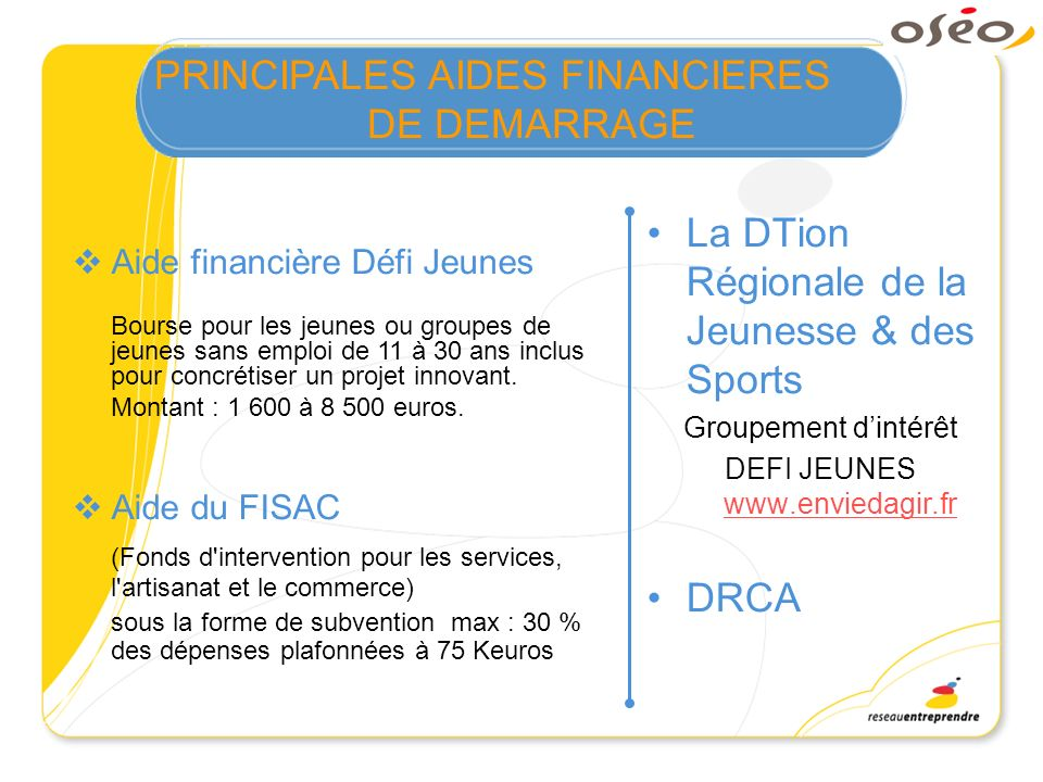 DEFI JEUNES www.enviedagir.fr