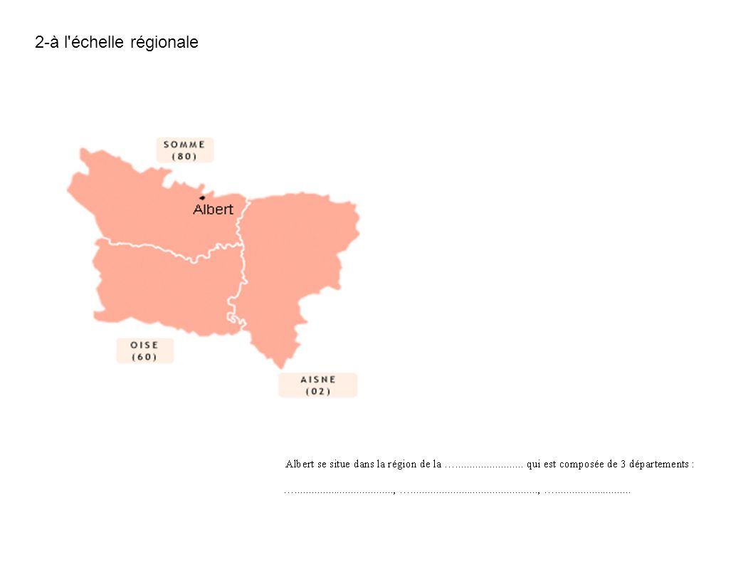 2-à l échelle régionale